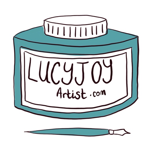 LucyJoy artist logo