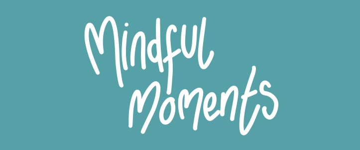 Mindful moments logo for email subscribers