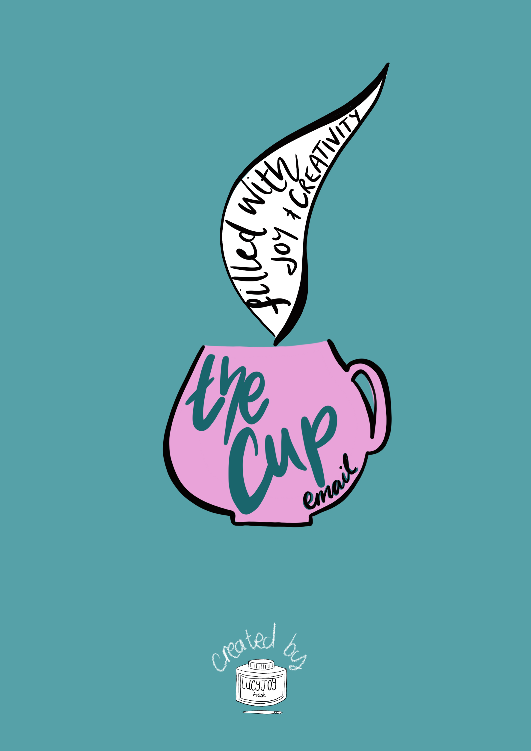 Sign up to the Joy filled cup